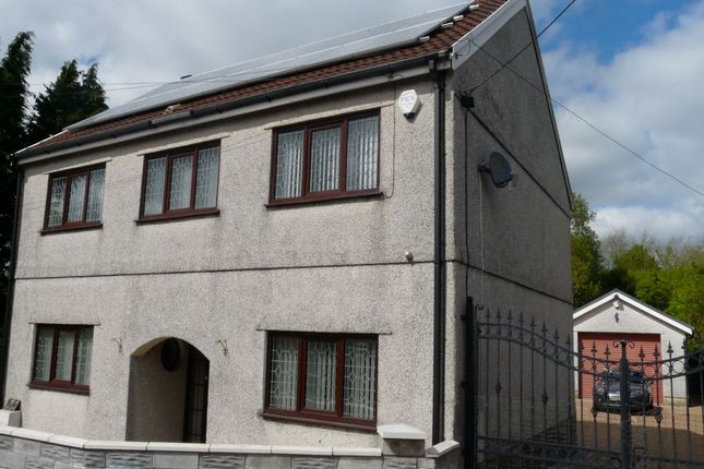 Thumbnail Detached house for sale in 66 Cwmfelin Road, Llanelli, Carmarthenshire