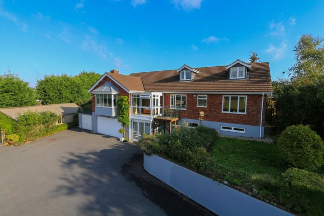 Thumbnail Detached house for sale in Chercombe Bridge Road, Newton Abbot