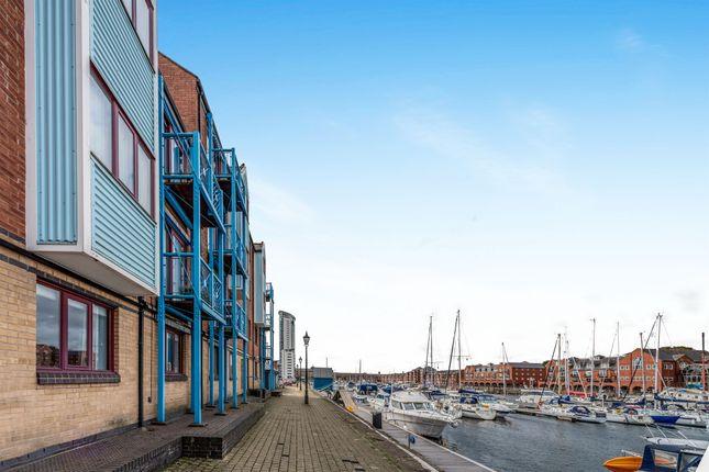 Ferrara Quay, Maritime Quarter, Swansea SA1