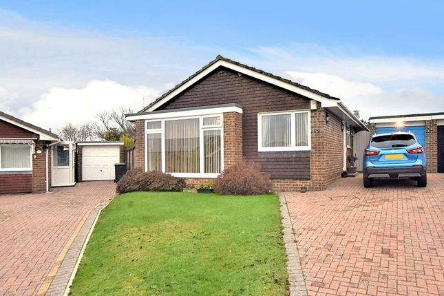 Thumbnail Detached bungalow for sale in Berwick Close, Eastbourne