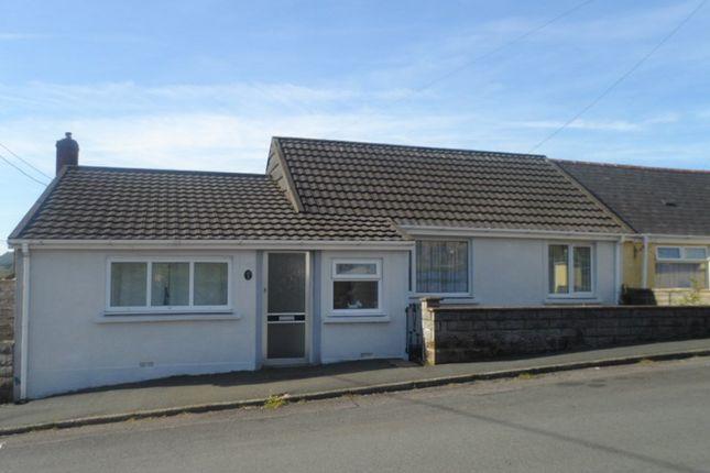 Thumbnail Bungalow to rent in Bron Y Graig, Coelbren, Neath