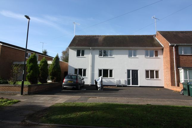 Thumbnail Property to rent in Tutbury Avenue, Cannon Park, Canley
