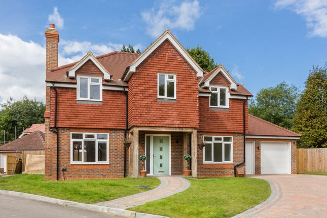 Thumbnail Detached house for sale in Horley Lodge Lane, Redhill