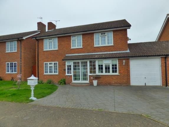 Detached house for sale in Capel St. Mary, Ipswich, Suffolk