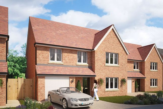 Thumbnail Detached house for sale in Valley View, Cefn Hengoed, Hengoed