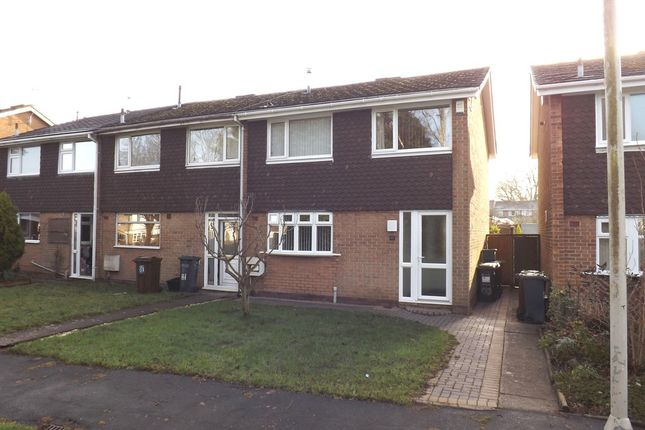 3 bed end terrace house for sale in Walsgrave Drive, Solihull