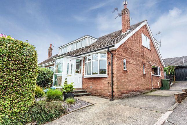 Thumbnail Semi-detached house for sale in Wyre Avenue, Kirkham, Preston, Lancashire