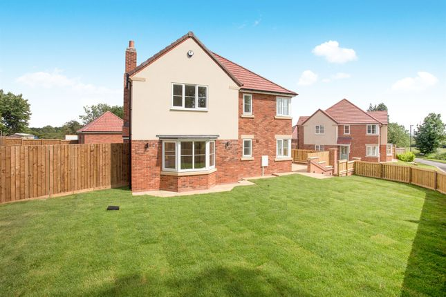 Thumbnail Detached house for sale in The Hollow, Mickleover, Derby