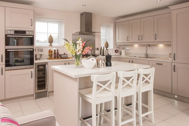 """Thumbnail Detached house for sale in """"Alderney"""" at Ponds Court Business, Genesis Way, Consett"""