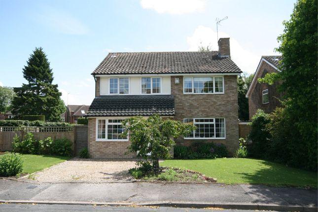 Thumbnail Detached house to rent in Cane End, Princes Risborough