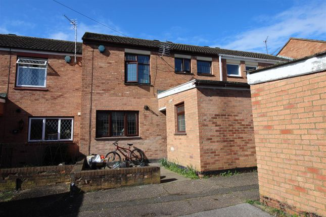 Thumbnail Terraced house for sale in Bosanquet Close, Cowley, Uxbridge