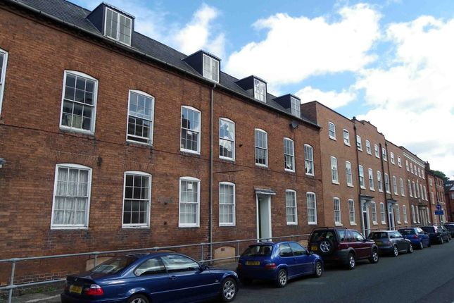 Thumbnail Flat to rent in King Charles Court, Bath Road, Worcester