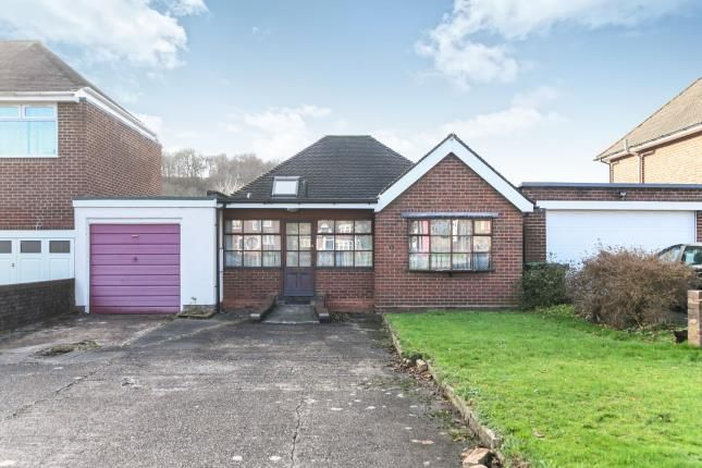 Thumbnail Bungalow for sale in Haden Hill Road, Halesowen, West Midlands, United Kingdom