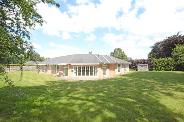 Thumbnail Detached bungalow for sale in Meadowside, Jordans, Beaconsfield