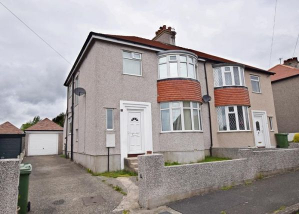 Thumbnail Semi-detached house to rent in Sunningdale Drive, Onchan