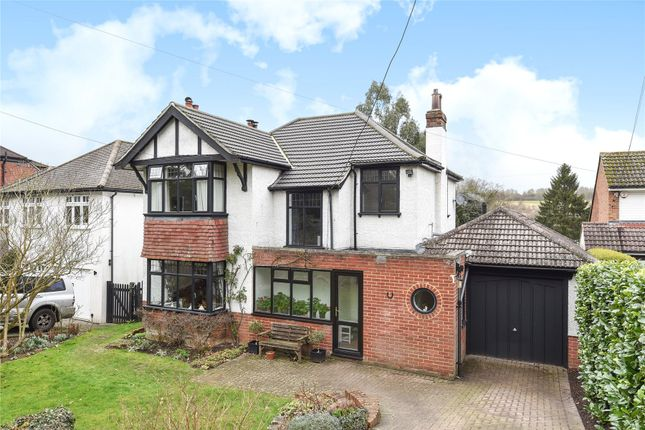 4 bed detached house for sale in Orchard Road, Pratts Bottom, Kent