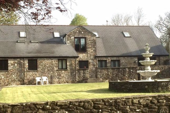 Thumbnail Detached house for sale in Nantgarw, Cardiff