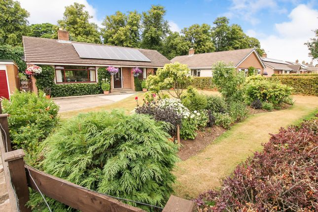 Thumbnail Detached bungalow for sale in Little Corby Road, Little Corby, Carlisle