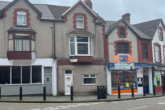 Thumbnail Terraced house for sale in High Street, Senghenydd, Caerphilly