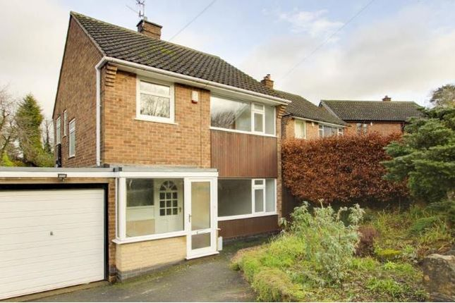 3 bed detached house to rent in Cambridge Gardens, Woodthorpe, Nottingham NG5