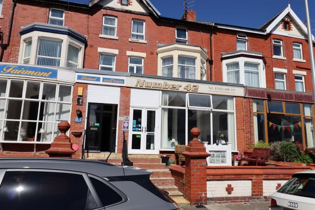 Thumbnail Property for sale in King Edward Avenue, Blackpool