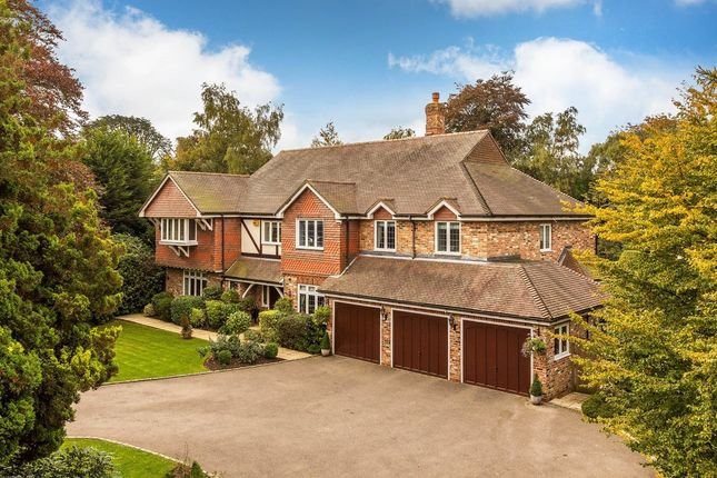 Thumbnail Detached house for sale in Lunghurst Road, Woldingham, Caterham