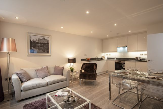 Thumbnail Flat for sale in Ashley Road, Bowdon, Altrincham