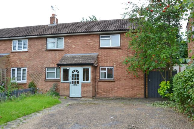 Thumbnail Semi Detached House To Rent In Great Park Kings Langley