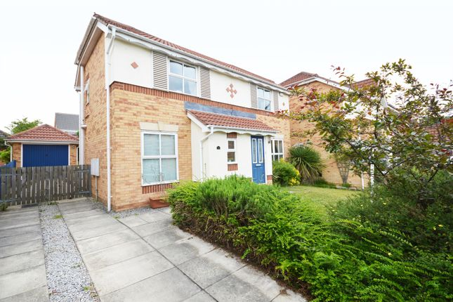 Thumbnail Detached house for sale in Woodlea Fold, Meanwood, Leeds, West Yorkshire.
