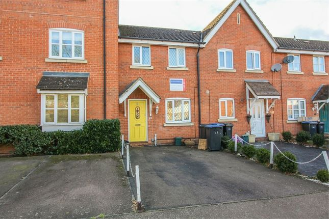 Thumbnail Terraced house for sale in Abbeydale Close, Church Langley, Harlow, Essex