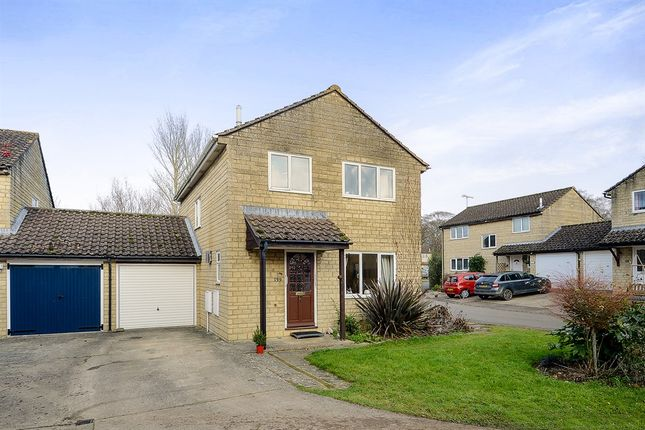 Thumbnail Link-detached house for sale in Vanner Road, Witney