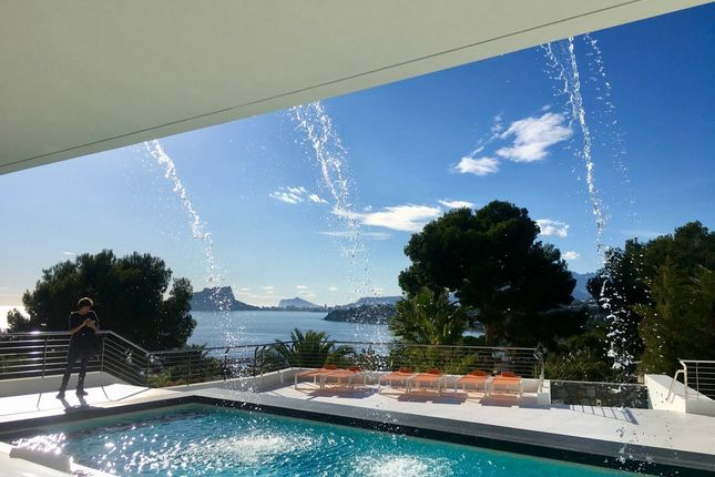 Thumbnail Villa for sale in Moraira, Moraira, Spain