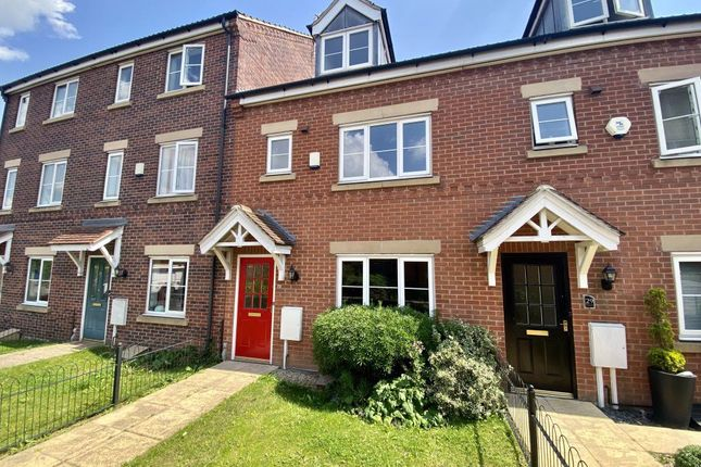 Thumbnail Terraced house to rent in 27 Bramley Way, Misterton