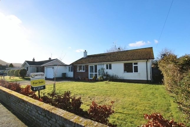 Thumbnail Detached bungalow for sale in Whitebridge Avenue, Ramsey, Isle Of Man