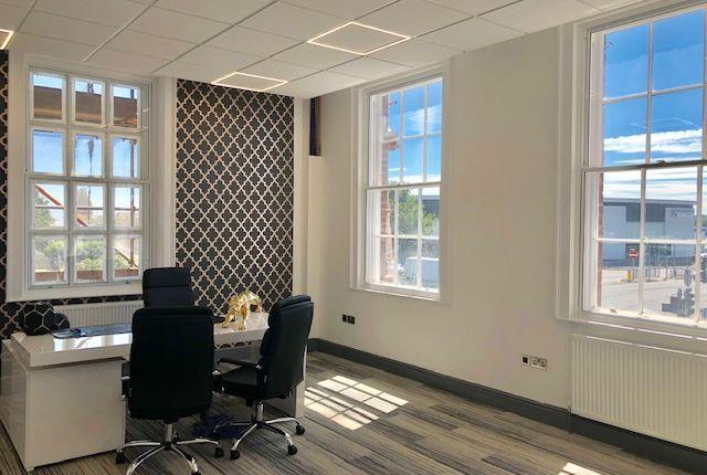Office to let in George Street, Wolverhampton