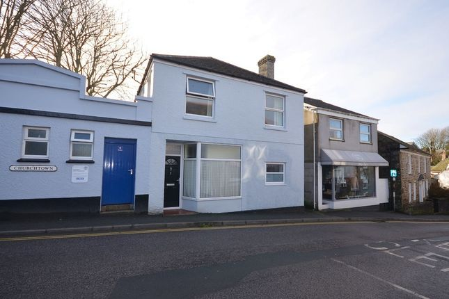Thumbnail Link-detached house for sale in Churchtown, St. Agnes