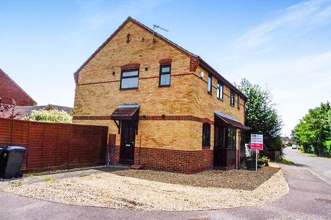 3 bed semi-detached house for sale in Bancroft Lane, Soham, Ely