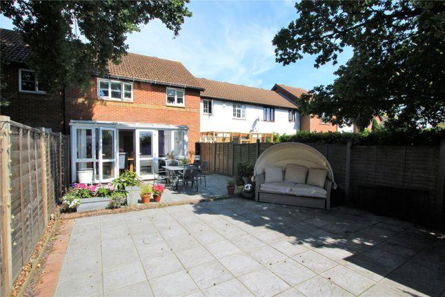 Rear Garden of Baytree Close, The Hollies, Sidcup, Kent DA15