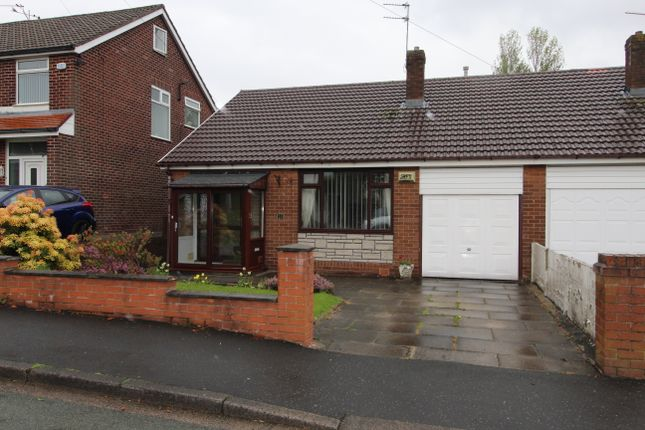 Thumbnail Bungalow for sale in Buttermere Road, Farnworth