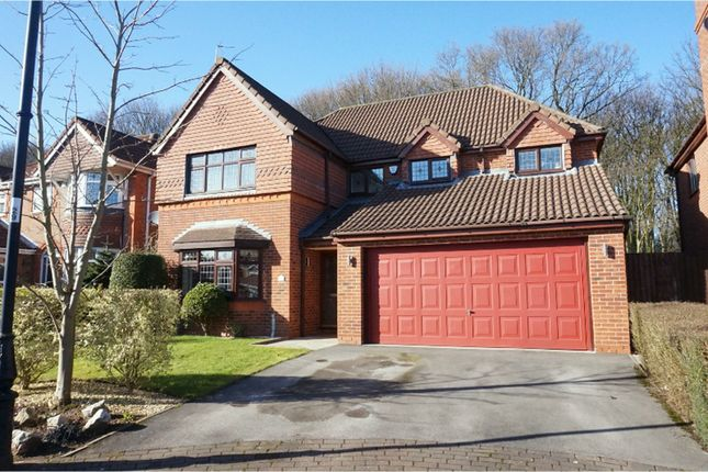 Thumbnail Detached house for sale in Broadfields, Norton, Runcorn
