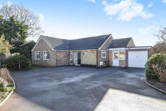 Thumbnail Detached bungalow for sale in Shippon, Abingdon, Oxon OX13,