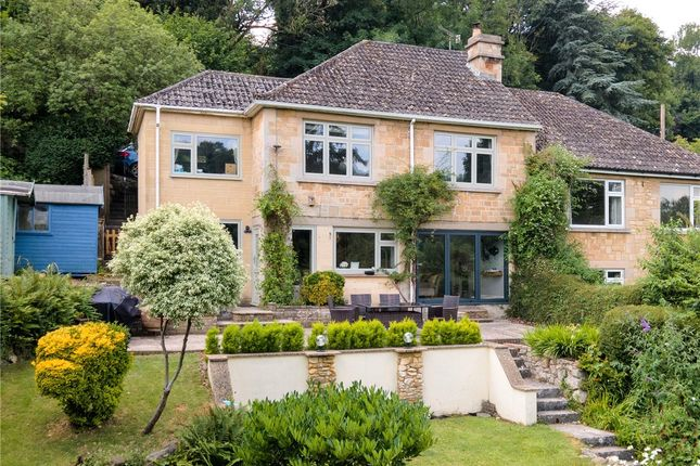 Thumbnail Semi-detached house to rent in Crowe Hill, Limpley Stoke, Bath