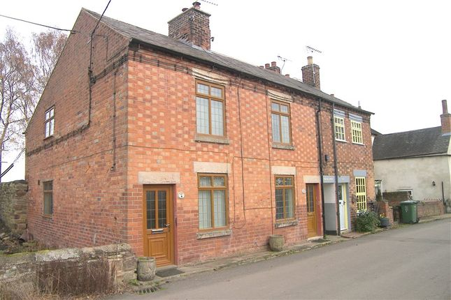 Thumbnail Terraced house to rent in Park Hall, Mapperley, Ilkeston