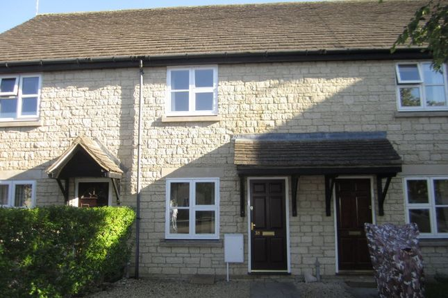 Thumbnail Terraced house for sale in John Tame Close, Fairford