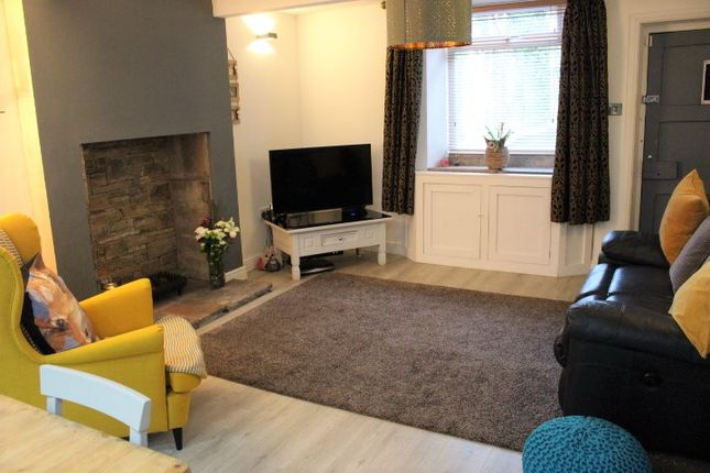 Thumbnail End terrace house to rent in Millbrook Cotttage, Hollingworth, Hyde