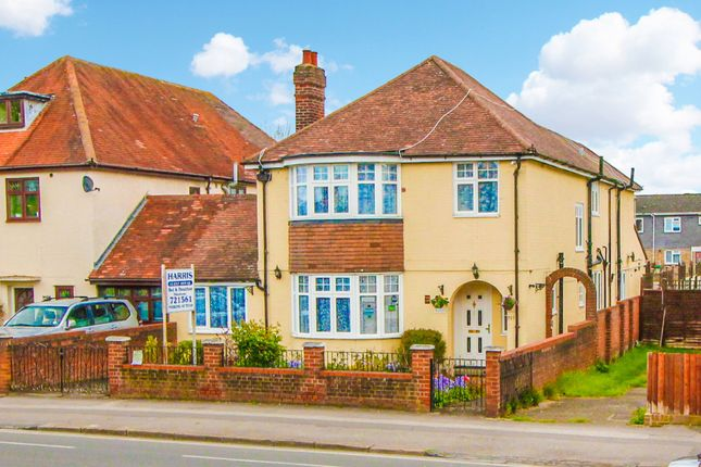 Thumbnail Link-detached house for sale in Iffley Road, East Oxford
