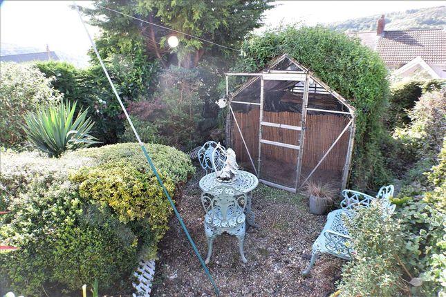 Rear Garden of Penmain Street, Porth CF39