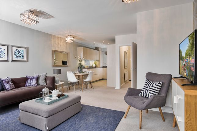 Thumbnail End terrace house for sale in The Thurlow, Plot 87, Off Commonside Road, Harlow