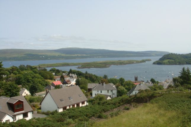Thumbnail Land for sale in Craigspuir Lane, Tobermory, Isle Of Mull
