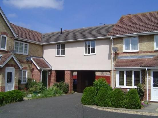 1 bed flat to rent in Mayfly Close, Chatteris PE16